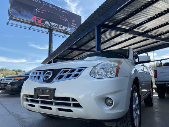 Nissan Rogue Exclusive Awd 2014