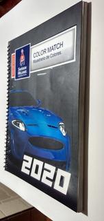 Catálogo De Colores Automotriz 2020 Sherwin Williams-axalta-