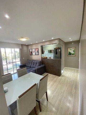 Imagem 1 de 6 de Apartamento Com 02 Quartos, 02 Banheiros E 01 Vaga De Garagem. - Ap1547