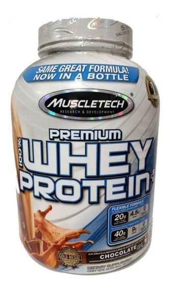 Proteina Muscletech Premium 100% Whey Protein Plus 5 Libras