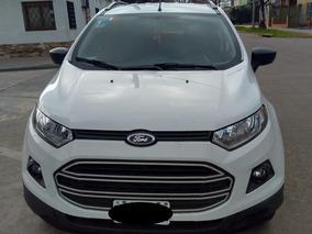Ford Ecosport Unico Dueño Oportunidad