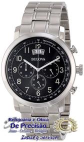 Relógio De Pulso Bulova Classic Masculino Wb22220t
