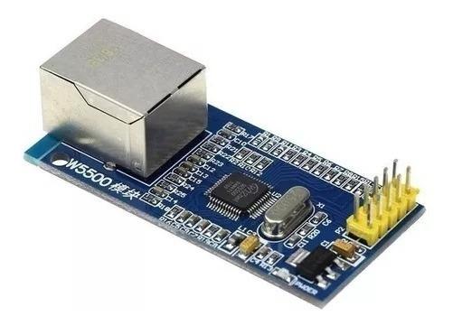 Módulo De Rede Ethernet W5500 - Arduino Network