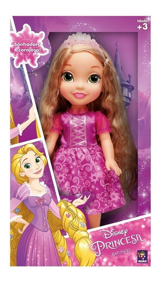 Boneca Disney Princesa Rapunzel 6503 - Mimo