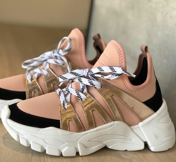 Tênis Chunk Sneakers. Unissex. Zatz, Coleção Verão 2020