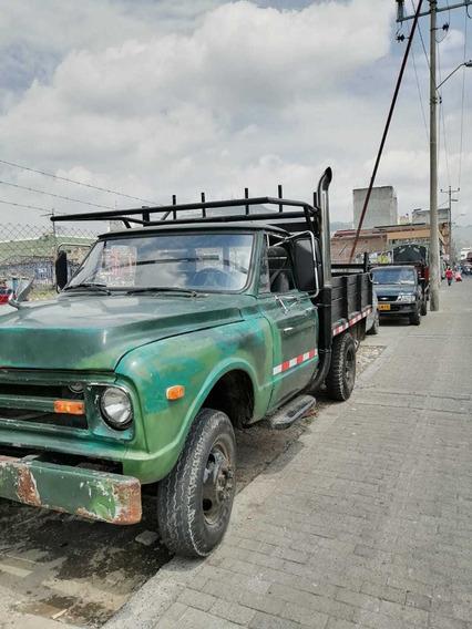 Chevrolet 68 Sin Linea