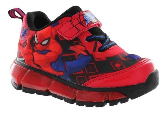 Tenis Spiderman Talla 15