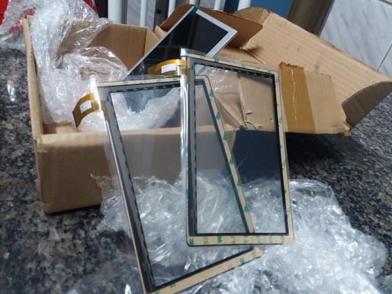 Lcd Display + 2 Tela Tablet Navcity Nt-1711