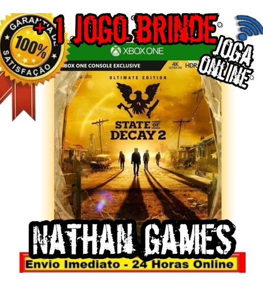 State Of Decay 2 - Xbox One Digital + Brinde