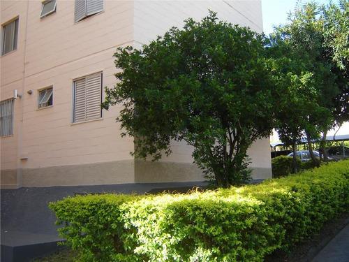Apartamento À Venda Em Conjunto Residencial Souza Queiroz - Ap241383