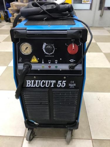 Equipos De Corte Plasma Blucut 55