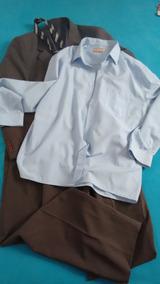 Terno (completo Com Camisa E Gravata) Dorinhos-tam 54 (g,gg)