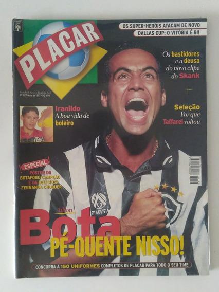 Revista Veja Minha Coleção Placar - Esporte Futebol Flamengo