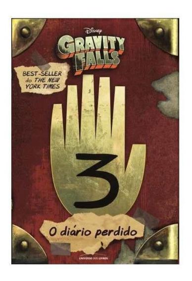 O Diário Perdido De Gravity Falls - Capa Dura - Original