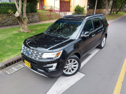 Ford Explorer Limited 4x4 At 3.5cc