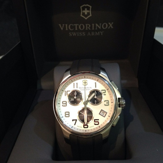 Relógio Victorinox Officers Chrono Model 241454