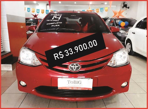 Toyota Etios 1.5 Xs Sedan 16v Flex 4p Manual 2014/2014