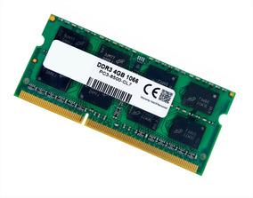 Memória 4gb 1066mhz Notebook Macbook 8500s 1x4gb Ddr3 Nfe