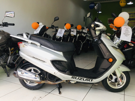 Suzuki Burgman 125 Impecavel