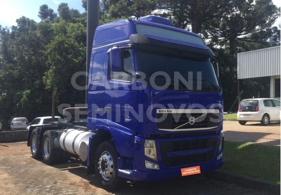 Volvo Fh 440 6x4t Globetrotter
