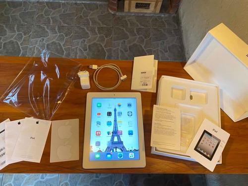iPad 2 32gb Branco Com Wifi Único Dono Com A Caixa Original