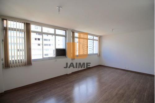 Apartamento Para Locação No Bairro Higienópolis Em São Paulo - Cod: Ja17492 - Ja17492
