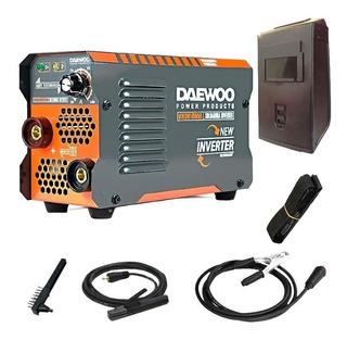 Soldadora Electrica Inverter Daewoo 140 Amp 3.2 Mm Oferta