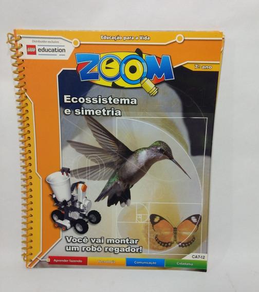 Livro Educação Para A Vida Zoom Ecossistema Esimetria 7ºano
