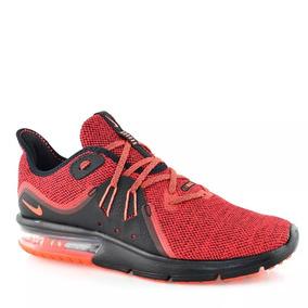 678af08d99e Nike Air Max - Tênis Vermelho no Mercado Livre Brasil