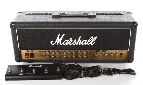 Cabezal Marshall Jcm 2000 Tsl100