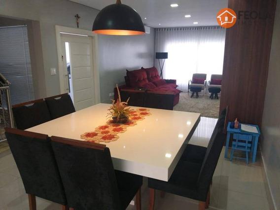 Casa Com 4 Dormitórios Para Alugar, 185 M² Por R$ 3.000,00/mês - Parque Residencial Jaguari - Americana/sp - Ca0602