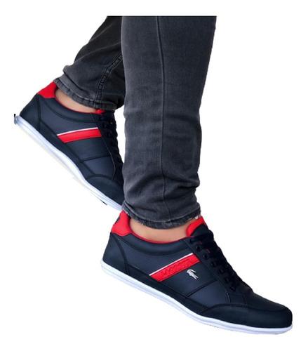 Zapato Tenis Botas Casuales Clásicos Para Caballero Hombre