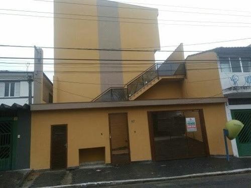 Imagem 1 de 15 de Casa Sobrado Para Venda, 3 Dormitório(s) - 460
