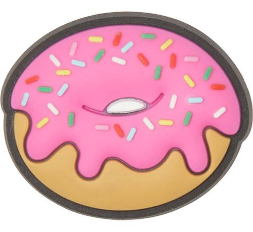 Crocs Jibbitz Pink Donut Hombre Mujer Niños