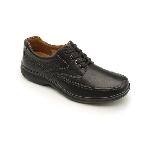 Zapato Choclo Flexi Caballero 68901 Negro