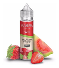 Juice Magna 60ml(naked100) E-liquid 0-3mg Importado Sabores