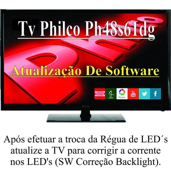 Atualização De Software Para Tv Philco Ph48s61dg (firmware)