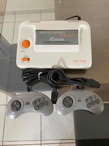 Master System 3 Collection 112 Super Jogos (sem Cores)