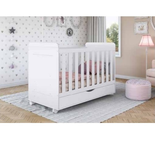 Cuna 540 Blanco Këssa Muebles