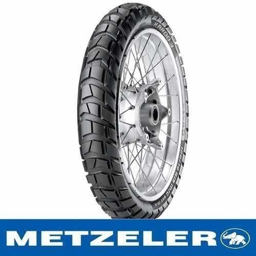 Pneu Karoo3 Bmw F800 Gs Dianteiro Metzeler 90/90-21 (tl) 54r
