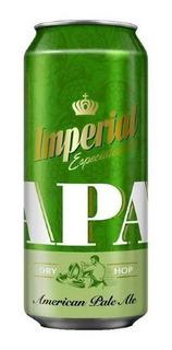 Cerveza Imperial Apa Lata 473ml Pack X 6- Berlin Bebidas