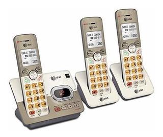Teléfono Inalámbrico At&t Con Contestador De Llamadas E Ide