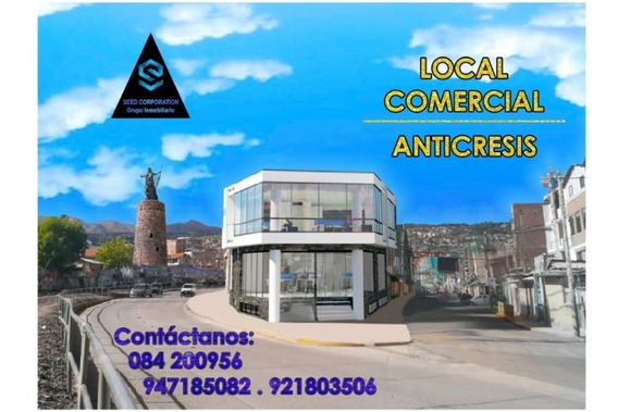 Anticresis Local Comercial