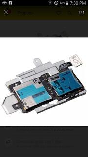 Placa Islot Sim Card Sansung Galaxy S3 Gt-l9300 18 R$.envio
