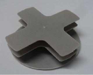 Ponteira Plástica (tampas) De Tubos