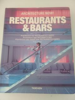Restaurants& Bars. Architecture Now ! .taschen.