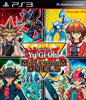 Yu-gi-oh Millennium Duels ~ Ps3 Digital Español