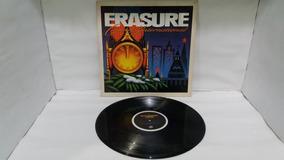 Lp Erasure / Crackers International / Ano 1989