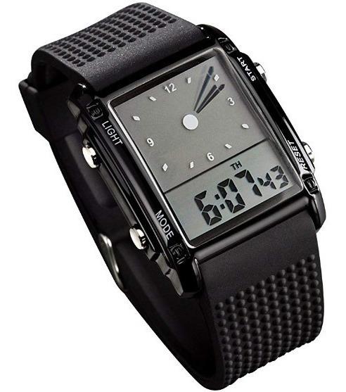 Reloj Para Caballero Fanmis Digital Deportivo Colores Varios