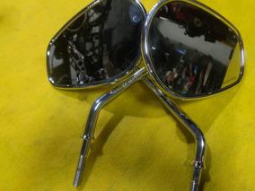Par Espelho Retrovisor Harley-davidson Original